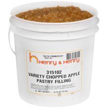 Chopped Apple Filling