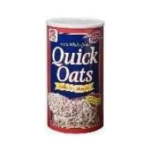 Old Fashioned Oats Cereal