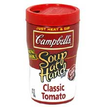 Soup at Hand Tomato Soup