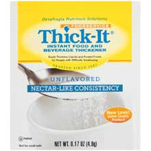 Instant Food and Beverage Thickener