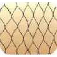 22 Light Brown Light Weight Nylon Hairnet