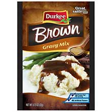 Durkee Brown Dry Gravy Mix .75 Ounce