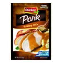 Durkee Pork Dry Gravy Mix .75 Ounce
