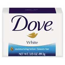 Dove Institutional Soap Bar - Gentle Moisturizing 4.75 Ounce