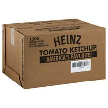 Ketchup Single Serve 9 Gram