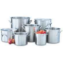 Stock Pot Stainless Steel 12 Quart