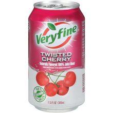 Giga Twisted Cherry Juice