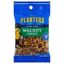 Planters Walnut Pieces 2.3 Ounce