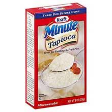 Minute Tapioca Pudding 8 Ounce