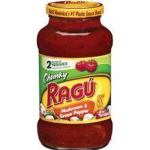 Ragu Chunky Garden Style 26 Ounce
