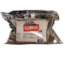 Azar Nut Raw Blanched Sliced Almond