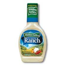 Clorox Hidden Valley Ranch Dressing