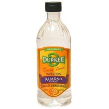 Durkee Imitation Almond Extract - 32 oz. bottle