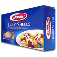Jumbo Shells Pasta