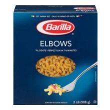 Barilla Elbow Pasta 2 Pound
