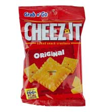 Cheez-It Baked Snack Crackers - 3 oz. bag