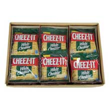 Cheez-It White Cheddar Baked Snack Crackers - 1.5 oz. bag