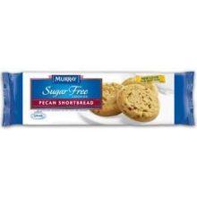 Kelloggs Sugar Free Pecan Shortbread Cookies 6 Ounce