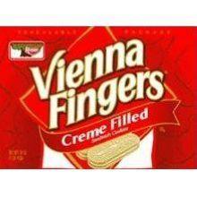 Kelloggs Keebler Vienna Fingers Cookies 2 Ounce