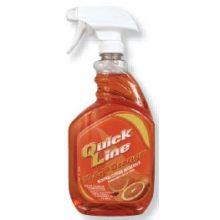 US Chemical Quick Line T A P Orange Citrus Neutral Floor Cleaner 32 Ounce