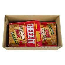 Cheez-It Cheddar Jack Crackers - 7 oz. grab bag