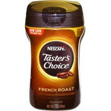 Tasters Choice Instant French Roast Coffee - 7 oz.
