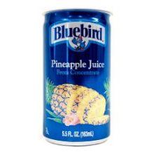 Bluebird Unsweetened Pineapple Juice