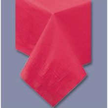 Smith Lee Red Cellutex Table Cover
