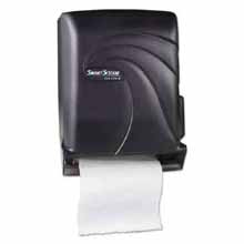 Multi Fold Towel Dispenser Black