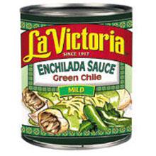 La Victoria Enchilada Green Sauce