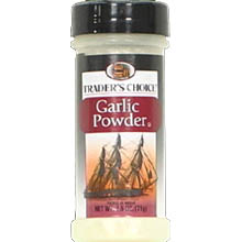 Traders Choice Garlic Powder - 2.5 oz. jar
