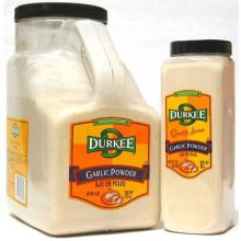 Durkee Garlic Powder - 2.88 oz. jar,