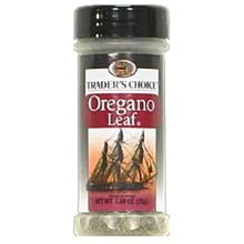 Traders Choice Oregano Leaf Spice .88 Ounce
