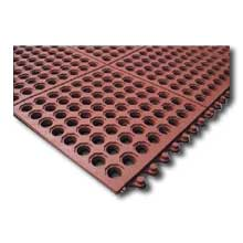Ultra Grease Resistant Red Matting 3X5