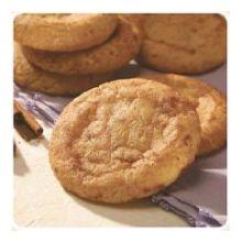 Snickerdoodle Sugar Cookies