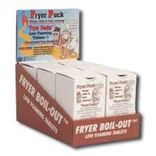 Fryer Puck Tablets