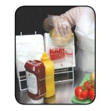 TuffGards High Density Clear Sandwich Bag