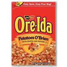 Ore Ida Hashbrown Potato