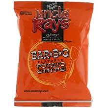 Uncle Rays Bar-B-Que Potato Chips - 1.75 oz. bag