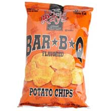 Uncle Rays Bar-B-Que Potato Chips - 4 oz. bag