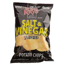 Uncle Rays Salt and Vinegar Potato Chips - 3 oz. bag
