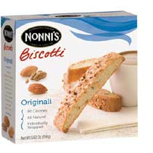 Nonnis Original Biscotti Cookie 6 per pack