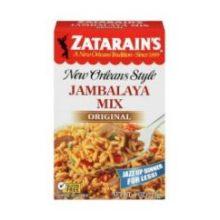 Zatarains Jambalaya Rice Mix 8 Ounce