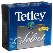 Tetley Select Tea - 100 tea bags