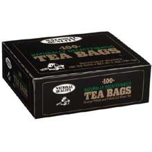 National Quality Naturally Decaffeinated Tea - 100 tea bags