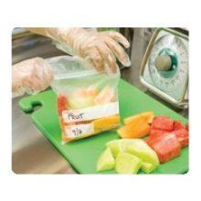 ZipGards Heavy Duty Clear Polyethylene Resealable Bag