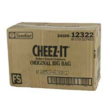 Cheez-It Original Baked Snack Crackers - 2 oz. bag