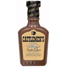 Cattlemens Mississippi Honey Barbecue Sauce 18 Ounce