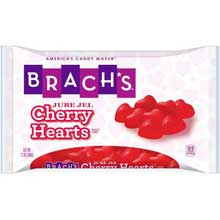 Jube Jelly Cherry Hearts Candy