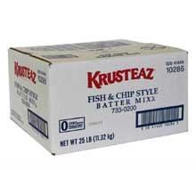 Continental Mills Krusteaz Batter Fishn Chip